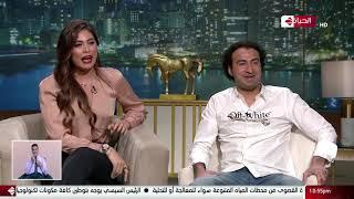 علي ربيع حفظ هاجر أحمد أغنية صاحبي توب : بيشتغلني طول الوقت