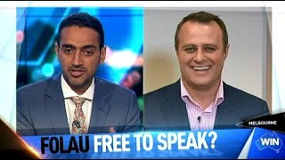 Tim Wilson MP | The Project | Freedom of Speech