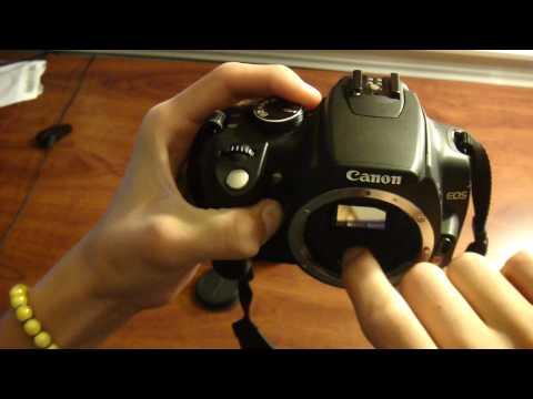 Canon Rebel XT Short Guide And Description