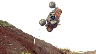 Formula Offroad EXTREME HILL CLIMB - INSANE in Iceland!