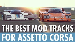 The Best Assetto Corsa Mod Tracks - VR