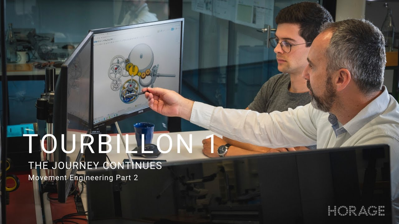 Part 2 - In-House Tourbillon Engineering