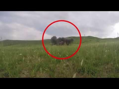 VIDEO. Բացառիկ կադրեր՝ հարվածային ԱԹՍ ...