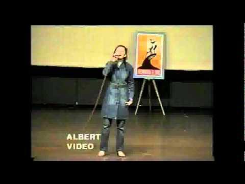 2002光明日报举办福建歌曲公开赛    冠军:林必媜