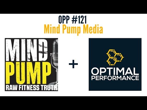 OPP 121: Mind Pump Media on Technology, Dopamine, Suffer-Fests, HIIT, and Longevity
