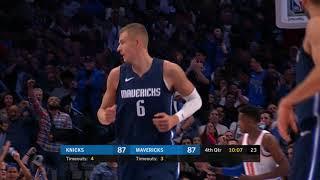 Dallas Mavericks vs New York Knicks | November 8 2019