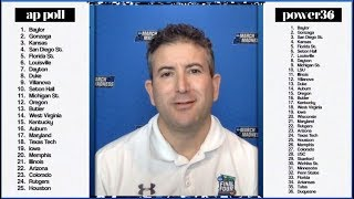 College basketball rankings: San Diego State, Kansas, Florida State join Andy Katz's top 5