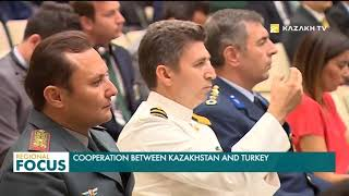 Kazakhstan and Turkey are set to boost trade up to US$5 billion