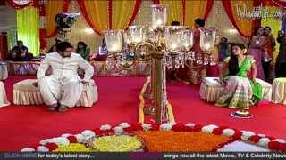 Exclusive Wedding ceremony footage of the serial Madhubala