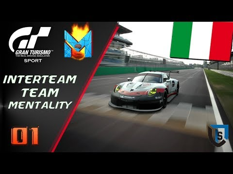 Course Interteam - Team Mentality - J.L Racing