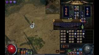 Path of Exile the Awakening beta - 300+ rare jewel rolls