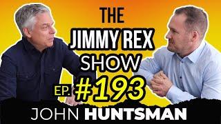 Gambar cover Jimmy Rex Show - #193 John Huntsman