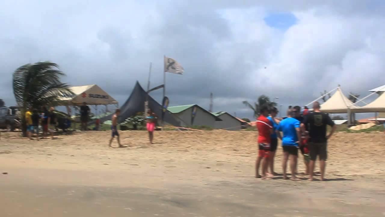 Download [HD] Fête du Kite 2014 - Kitebeach Kourou - Guyane Française (2ème version)