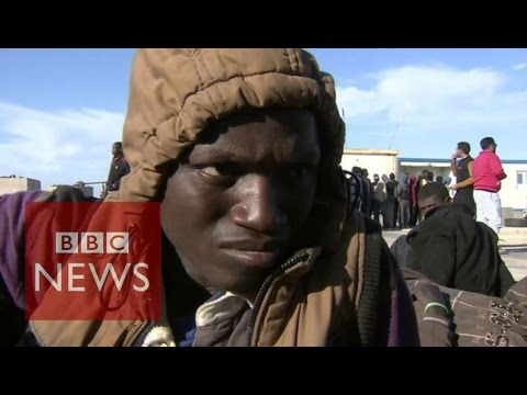 Why are migrants risking their lives? BBC News