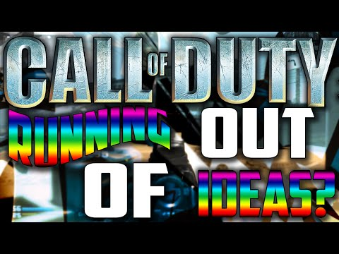 Call of Duty Franchise Running Out of Ideas?