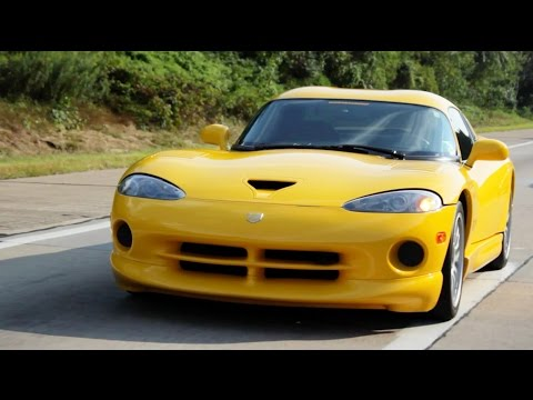2001 Dodge Viper ACR Review!