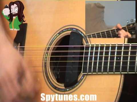 Angie Rhythm Guitar Lesson