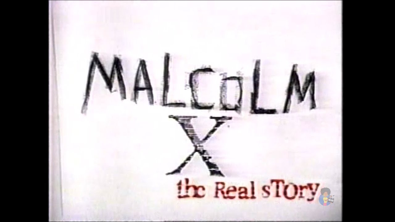 The Real Malcolm X (1992) | Betty Shabazz Dick Gregory  Dan Rather