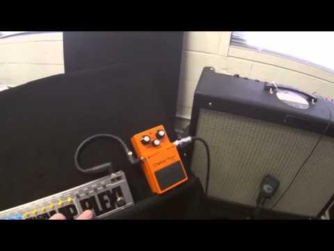 """Tech 21 Fly Rig 5:  """"Satriani"""""""