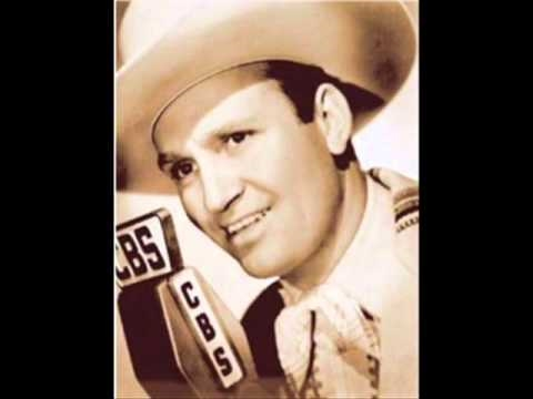Gene Autry (Blueberry Hill) 1941