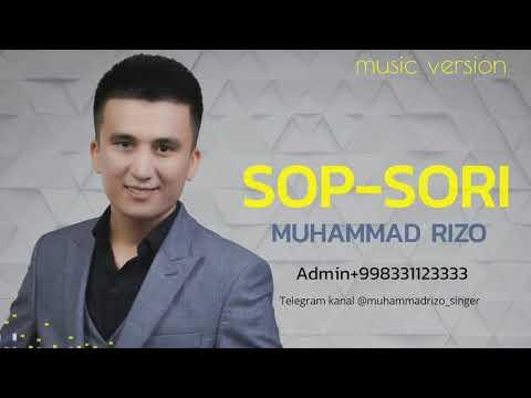 Muhammad Rizo-Sop Sori | Мухаммад Ризо-Соп сори