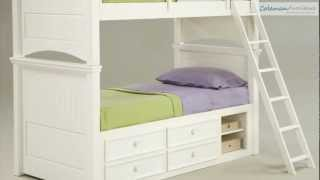 Summer Breeze Bunk Bedroom Collection From Legacy Classic