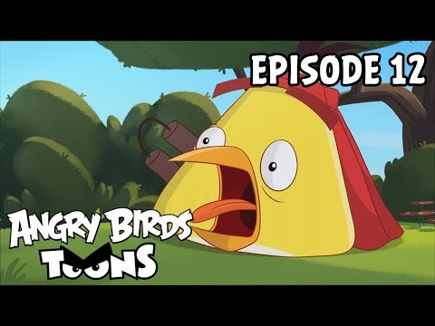 Angry Birds Toons | Boulder Bro - S2 Ep12 thumbnail