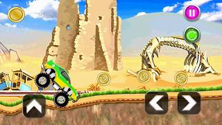 Monster Car Hill Racing game || Monster Car Racing game || Android Gameplay