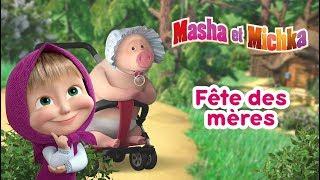 Masha et Miсhka - 💕🌺Fête des mères! 🌺💕 (Épisodes 36,30,40,18,38)