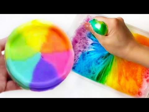 The Most Satisfying Slime ASMR Videos | Relaxing Oddly Satisfying Slime 2019 | 111