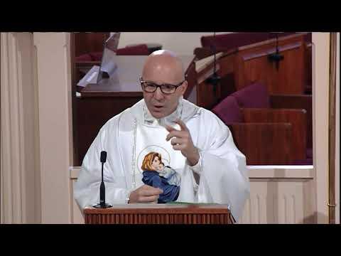 Daily Catholic Mass - 2017-09-07 - Fr. Shenan Boquet