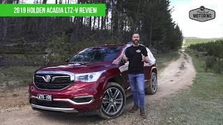 2019 Holden Acadia LTZ V Video Review