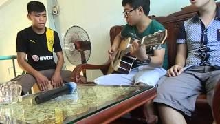 [Trung Quân] Nhìn Lại - guitar + cajon