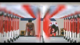 track & field - hurdles
