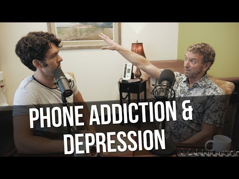 Phone, Alcohol & Food Addiction Recovery Tips w/ Paul Thomas, MD
