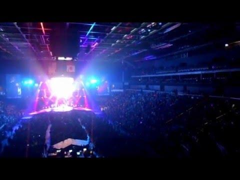 Matthew West - Winter Jam 2016 - Evansville, IN
