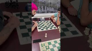 Spencer vs Ghatti  - Friday Knight Blitz at the Club  [7-30-21]