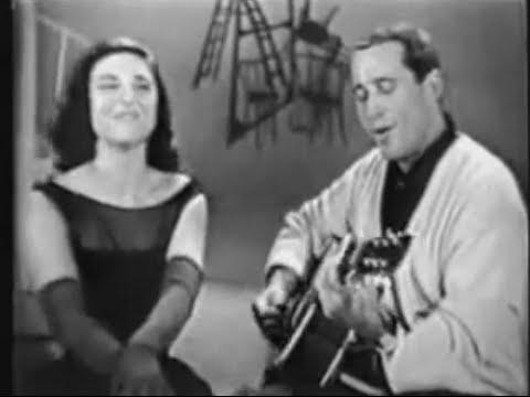 Perry Como & Anne Bancroft Live - Volare