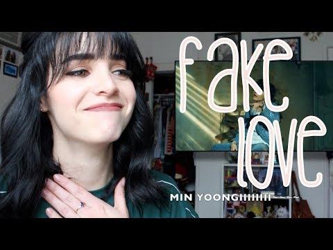BTS — FAKE LOVE (MV) | Reaction (AAAHHHH 😍🔥)