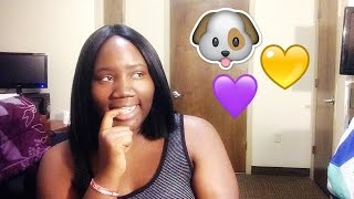 STORY TIME | I GOT A QUE DAWG FOR MY BIRTHDAY!