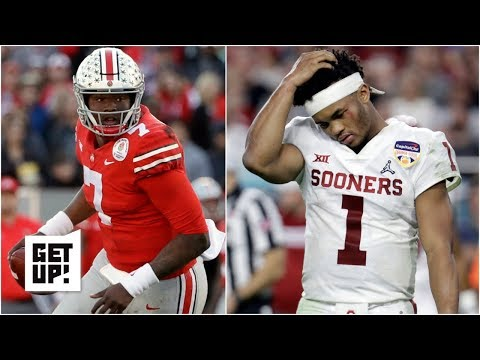 The Sports Feed - Early NFL Mock Drafts Have Haskins And Bosa Both Going In Top Five