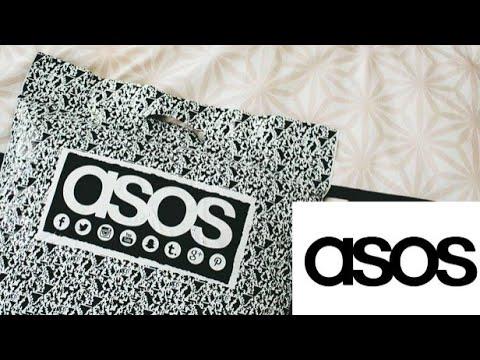 Распаковка вещей с интернет магазина одежды (ASOS)