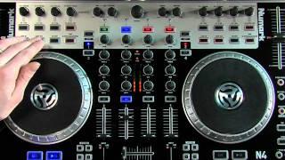 Numark N4: Serato DJ Intro