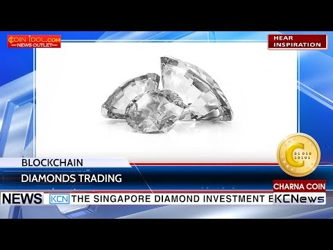 KCN Global Commodity Exchange to use blockchain for trading diamonds