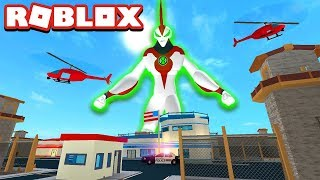 BEN 10 ALIEN JAILBREAK IN ROBLOX