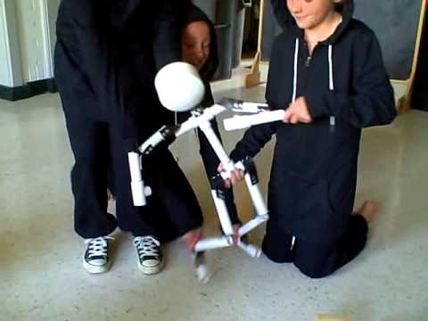 Bunraku Puppetry at Theatre Arts Discovery Camp - YouTube