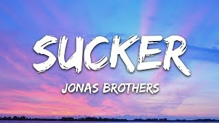 Gambar cover Jonas Brothers - Sucker (Lyrics)
