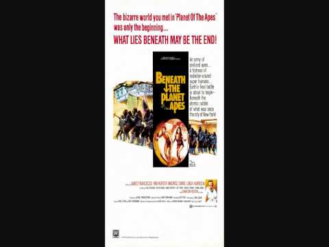 Leonard Rosenman - Ape Soldiers Advancing / Ape Soldiers Continue (Beneath The Planet Of The Apes)