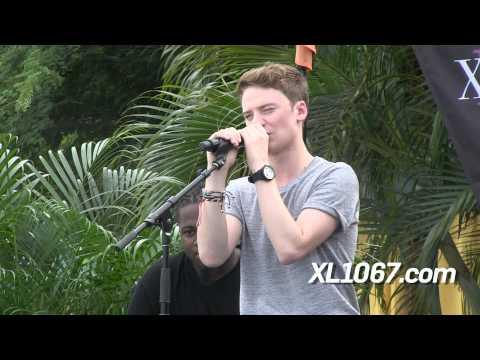 XL106.7 Presents Conor Maynard Live From Aquatica