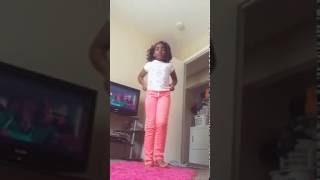 Niya is doing jiggle jiggle pop pop